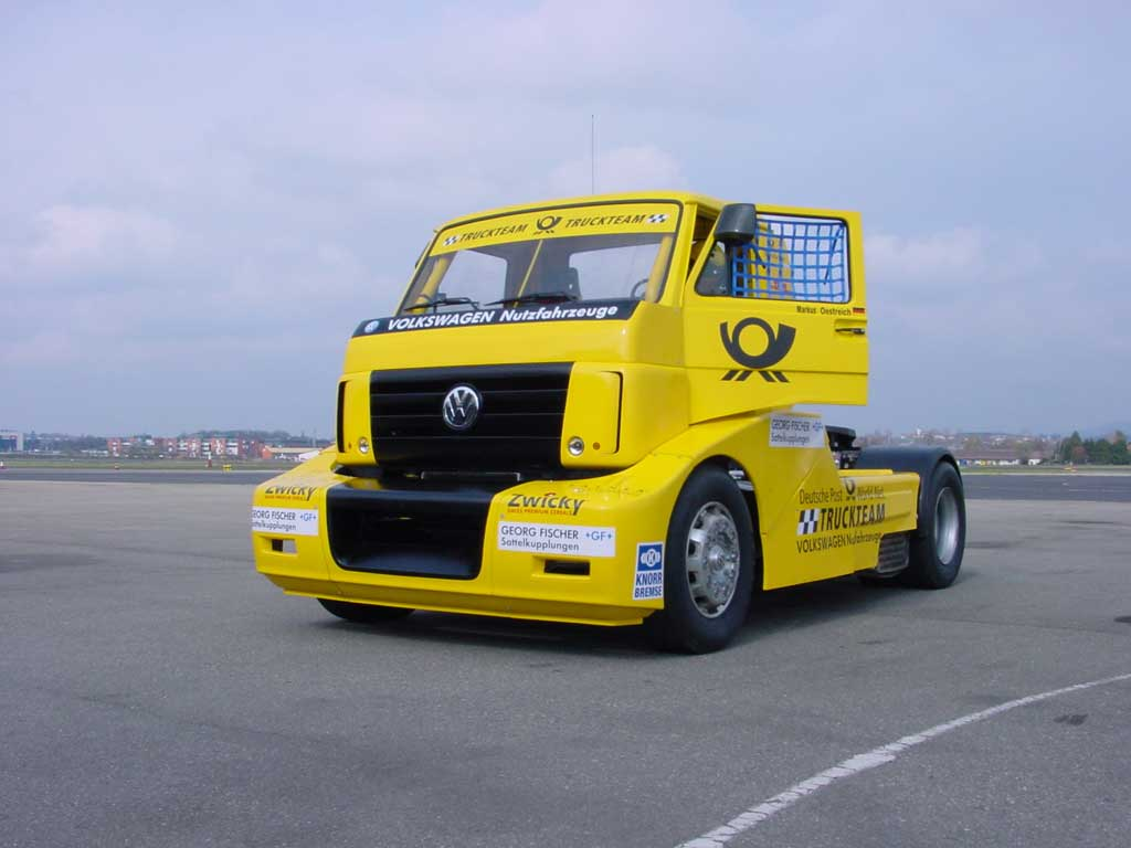 Volkswagen Titan photo 29724