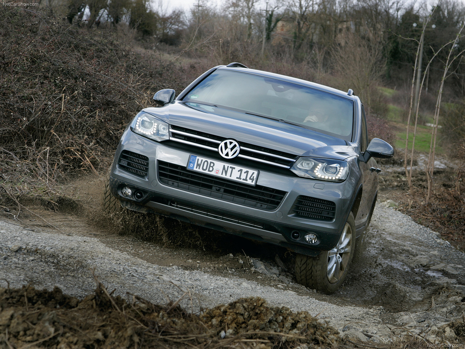 Volkswagen Touareg photo 72533