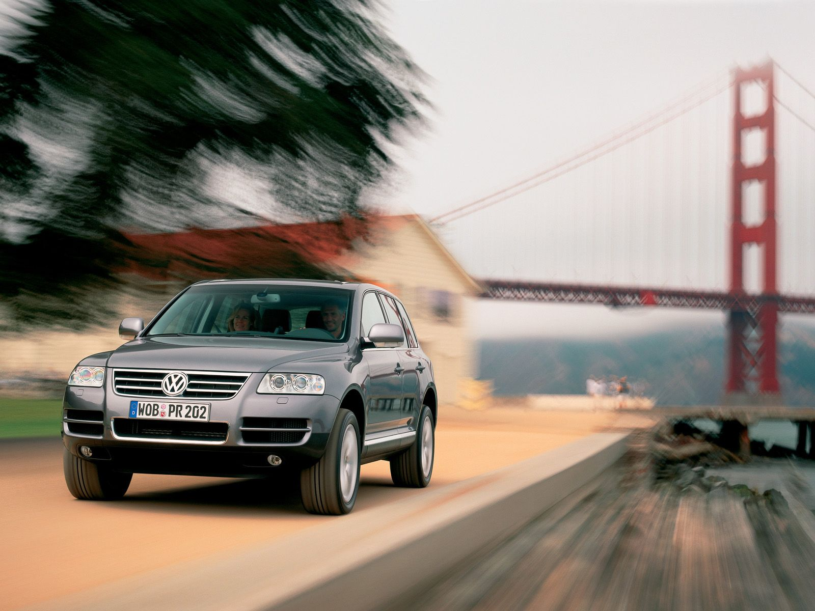 Volkswagen Touareg photo 9624
