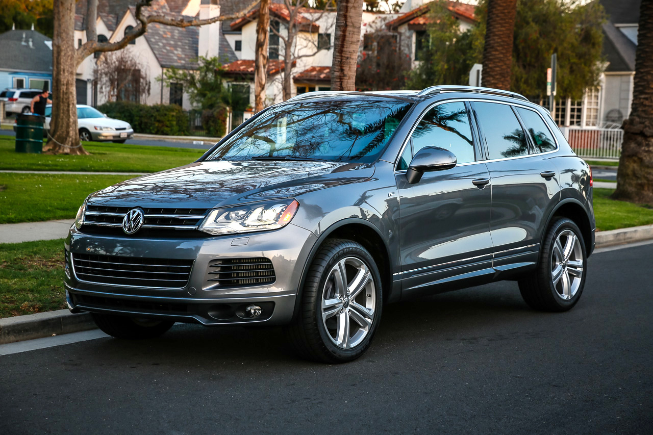 Volkswagen Touareg R-Line photo 171414