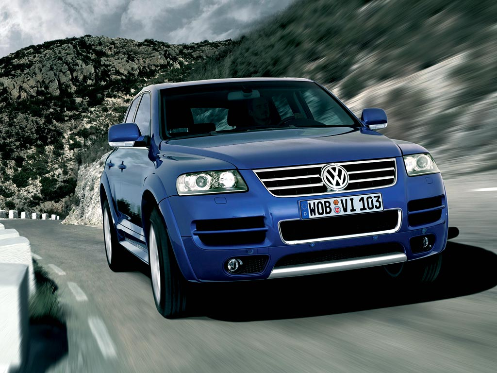 Volkswagen Touareg W12 Sport photo 105250
