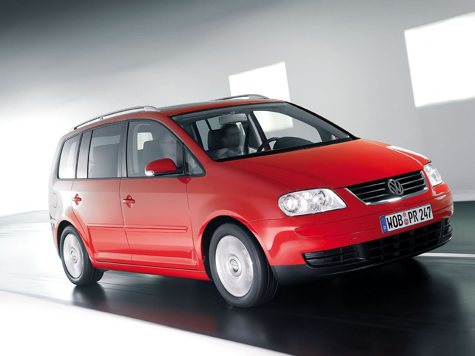 Volkswagen Touran photo 2776