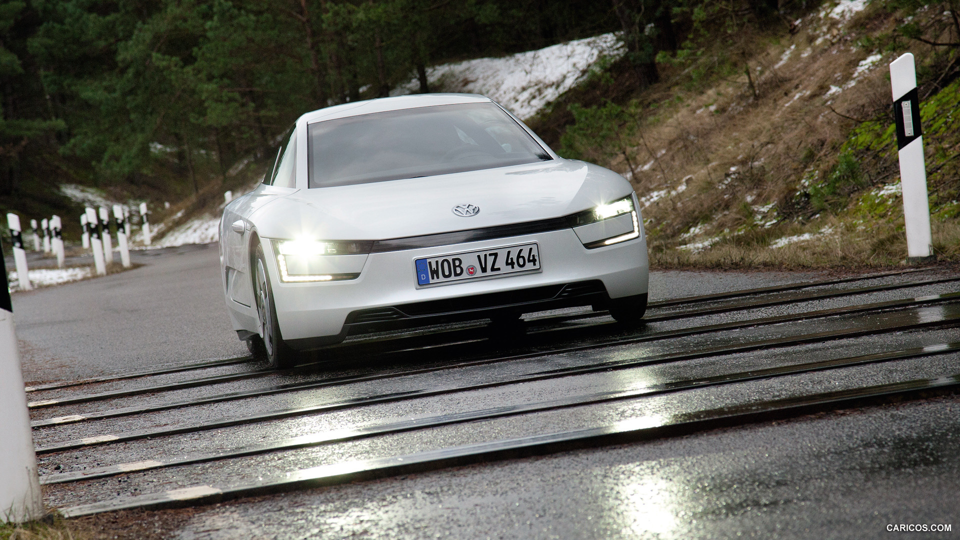 Volkswagen XL1 photo 134229
