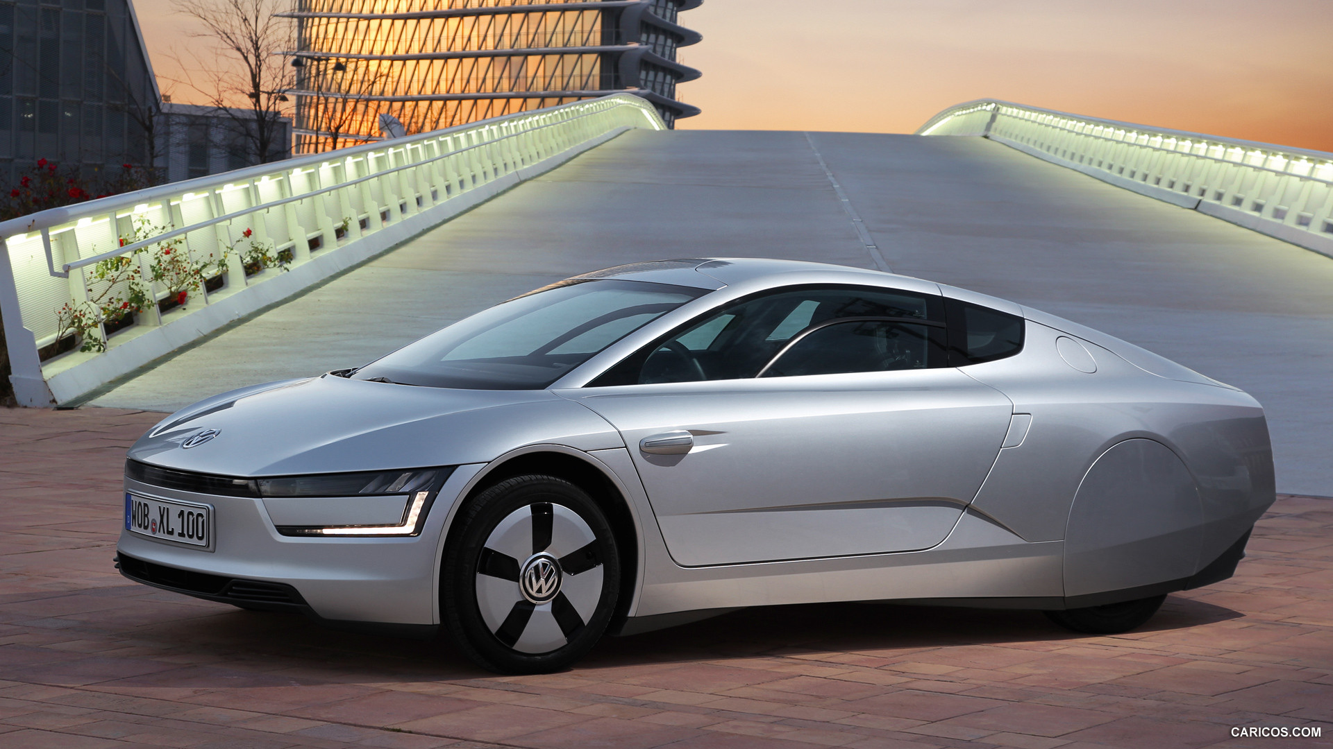 Volkswagen XL1 photo 134244