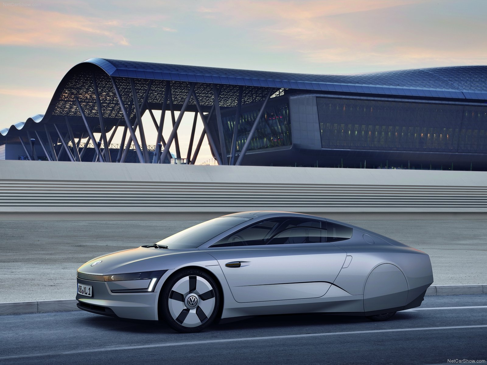 Volkswagen XL1 photo 77887
