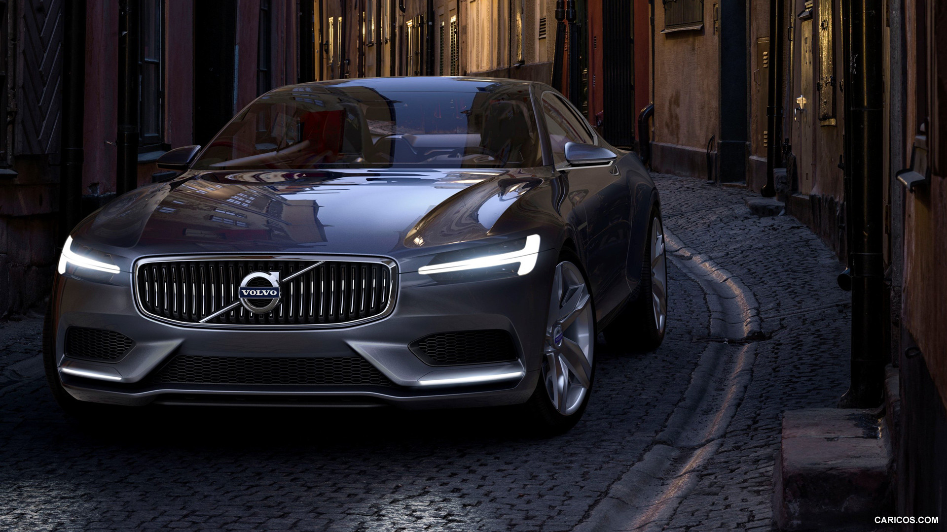 Volvo Concept Coupe photo 126462