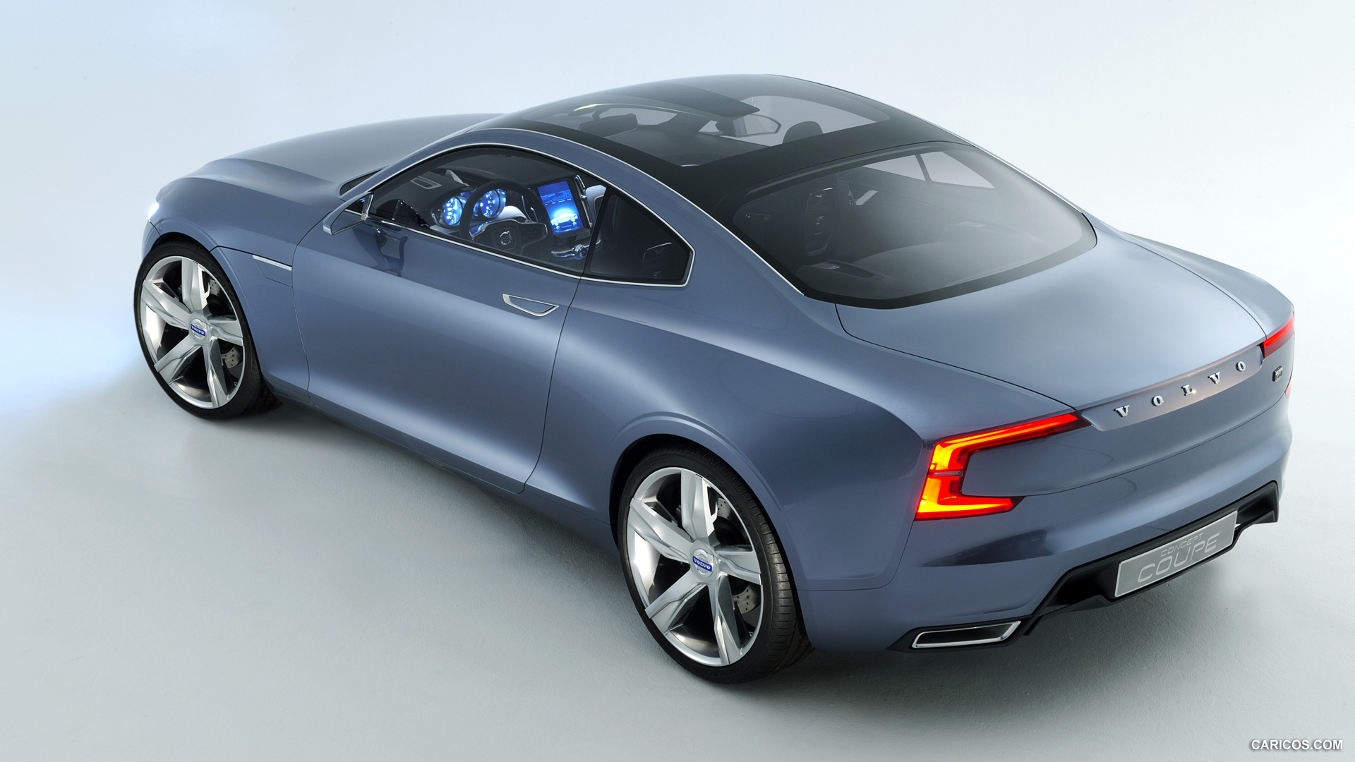 Volvo Concept Coupe photo 126467
