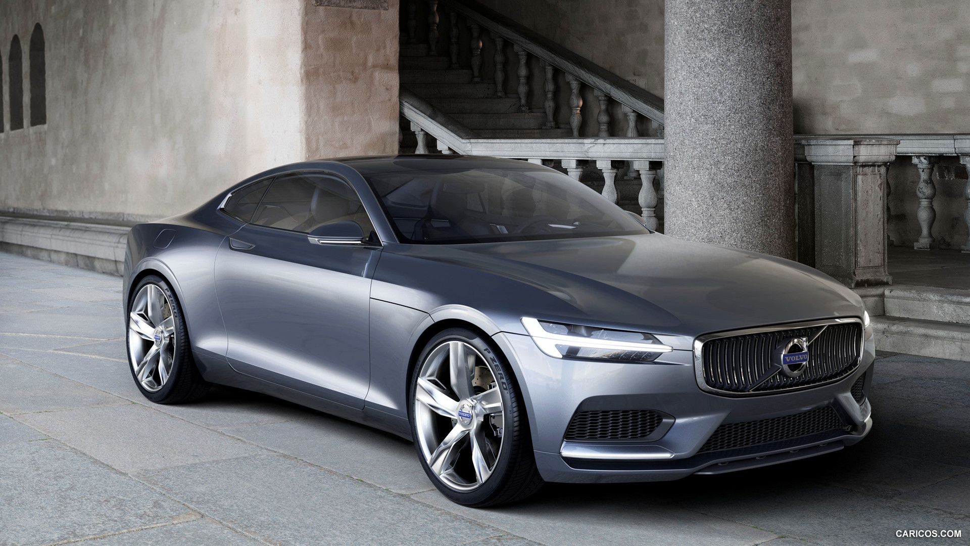 Volvo Concept Coupe photo 126488