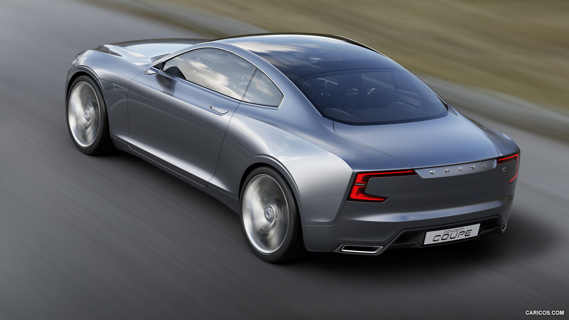 Volvo Concept Coupe photo 126490