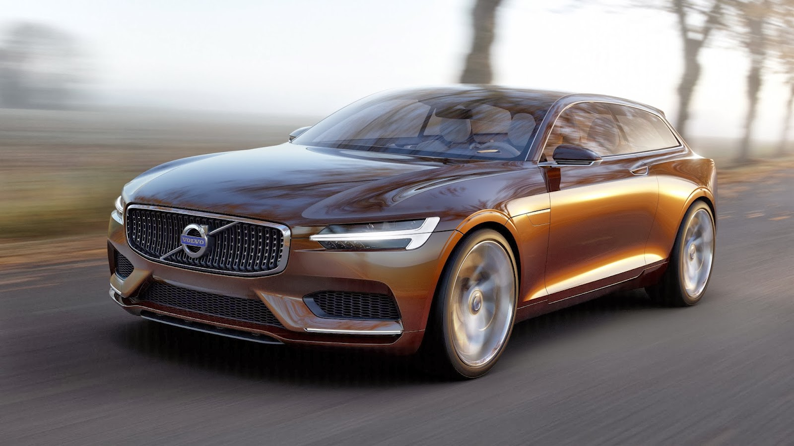 Volvo Concept Estate photo 109709
