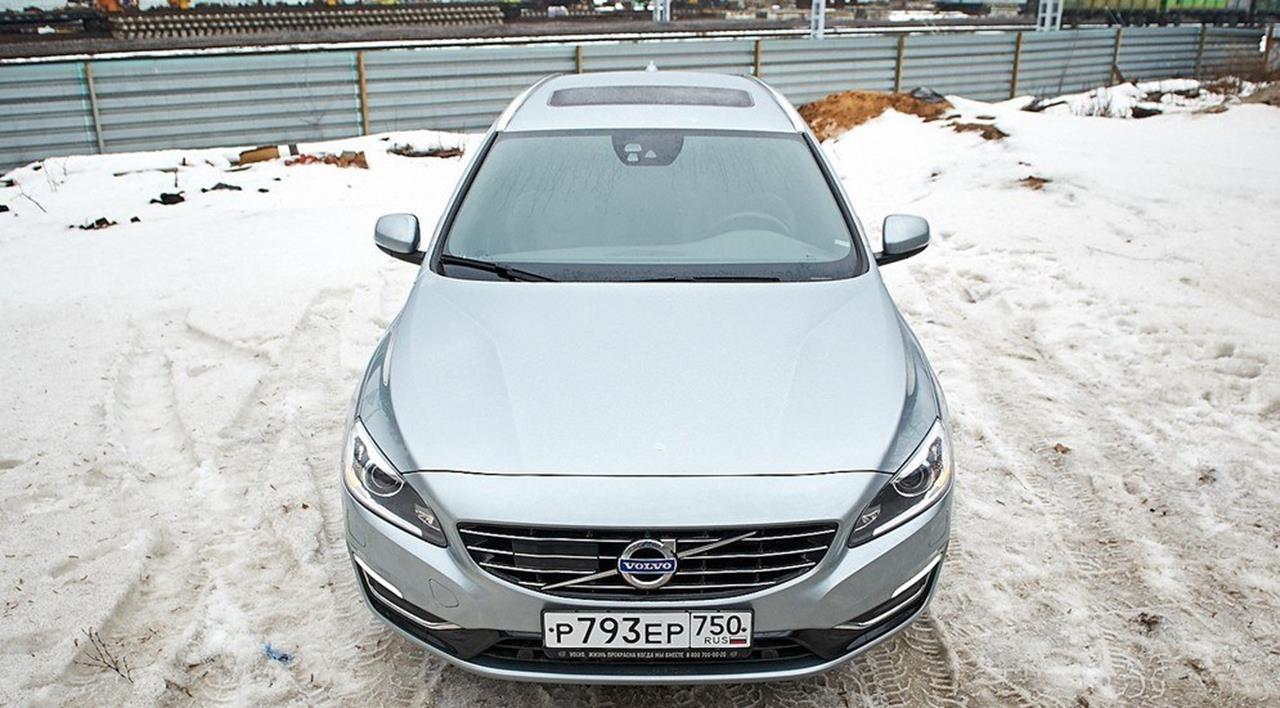 Volvo V60 Plug-in Hybrid photo 153561