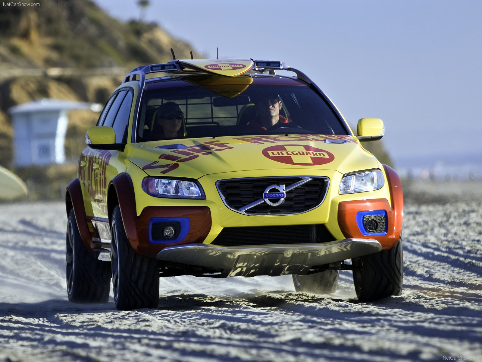 Volvo XC70 Surf Rescue photo 48847