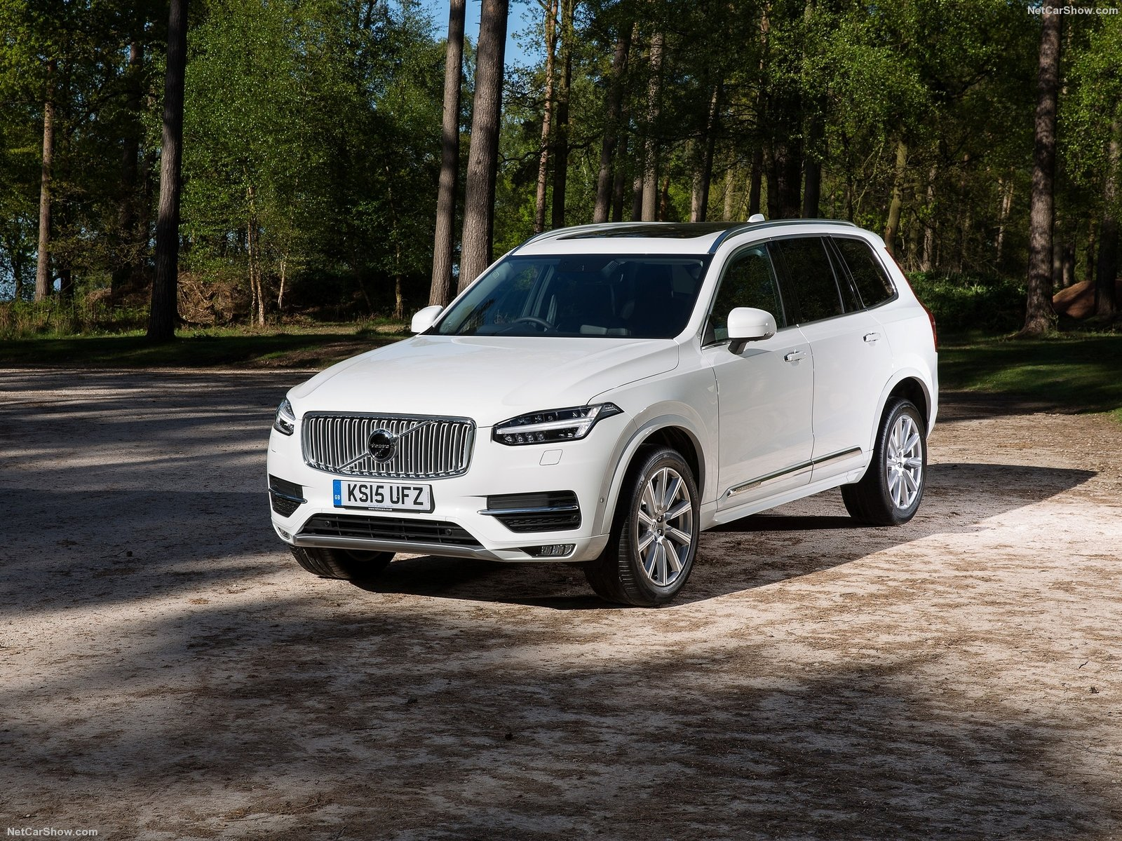 Volvo XC90 UK-Version photo 145852