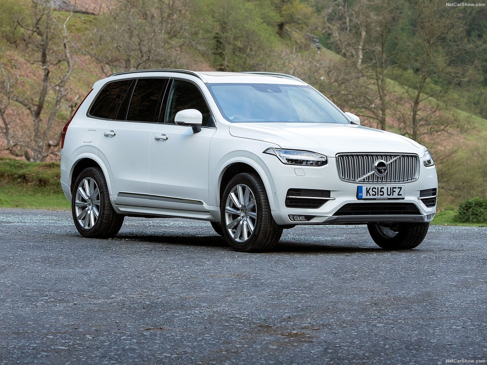 Volvo XC90 UK-Version photo 145854