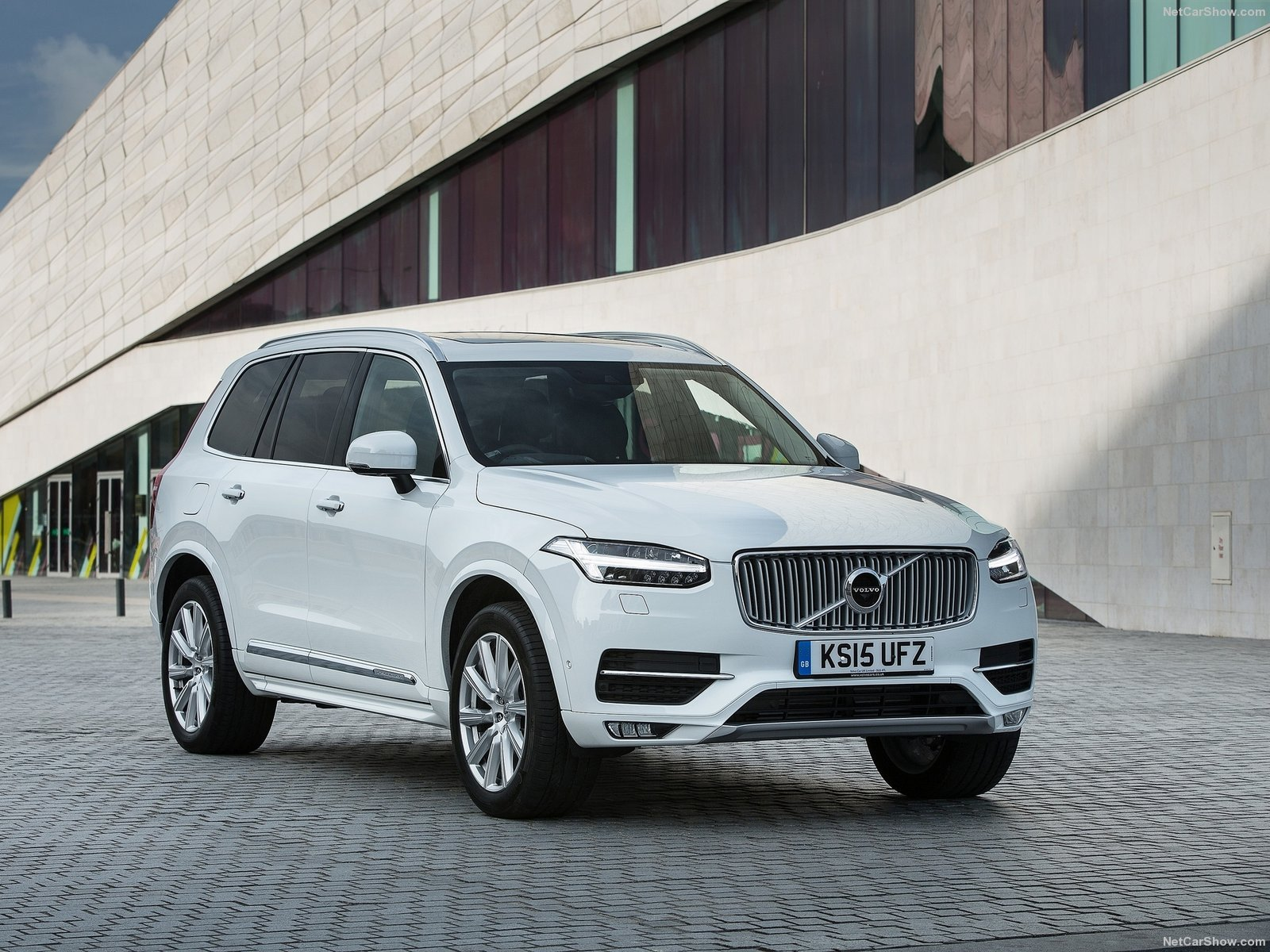 Volvo XC90 UK-Version photo 145863