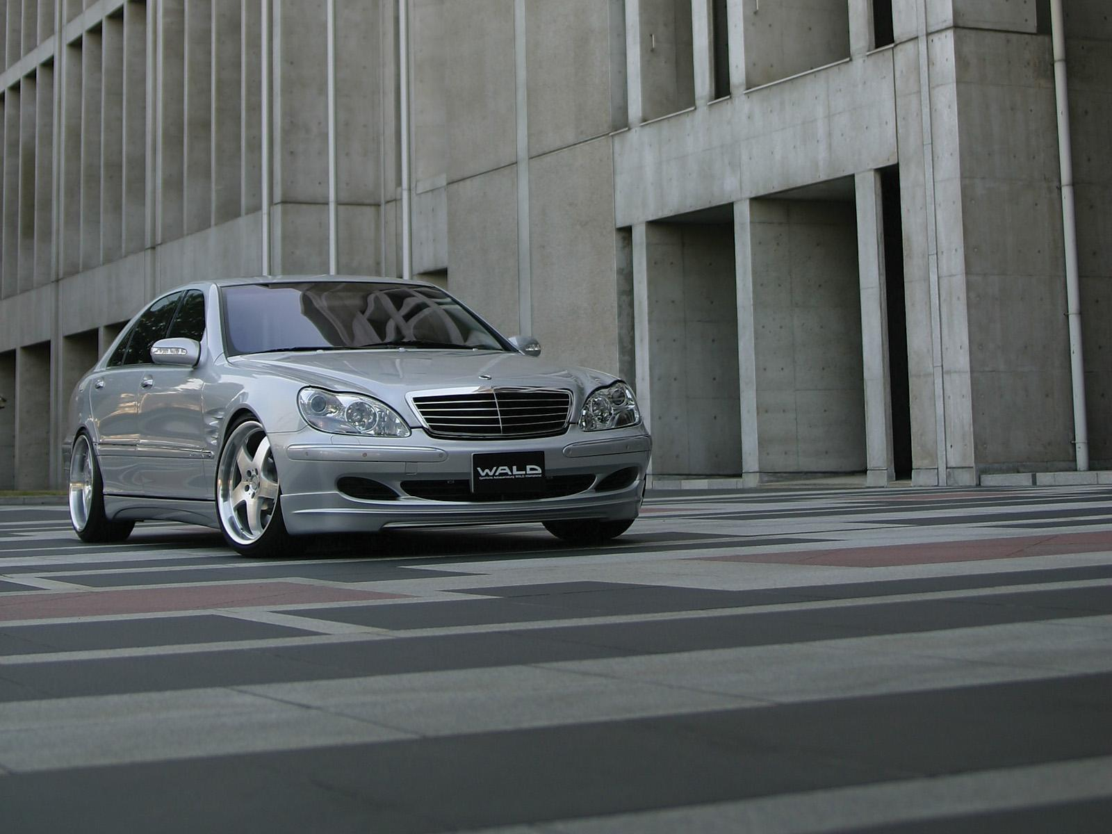 Wald Bercedes Benz S600 photo 26129