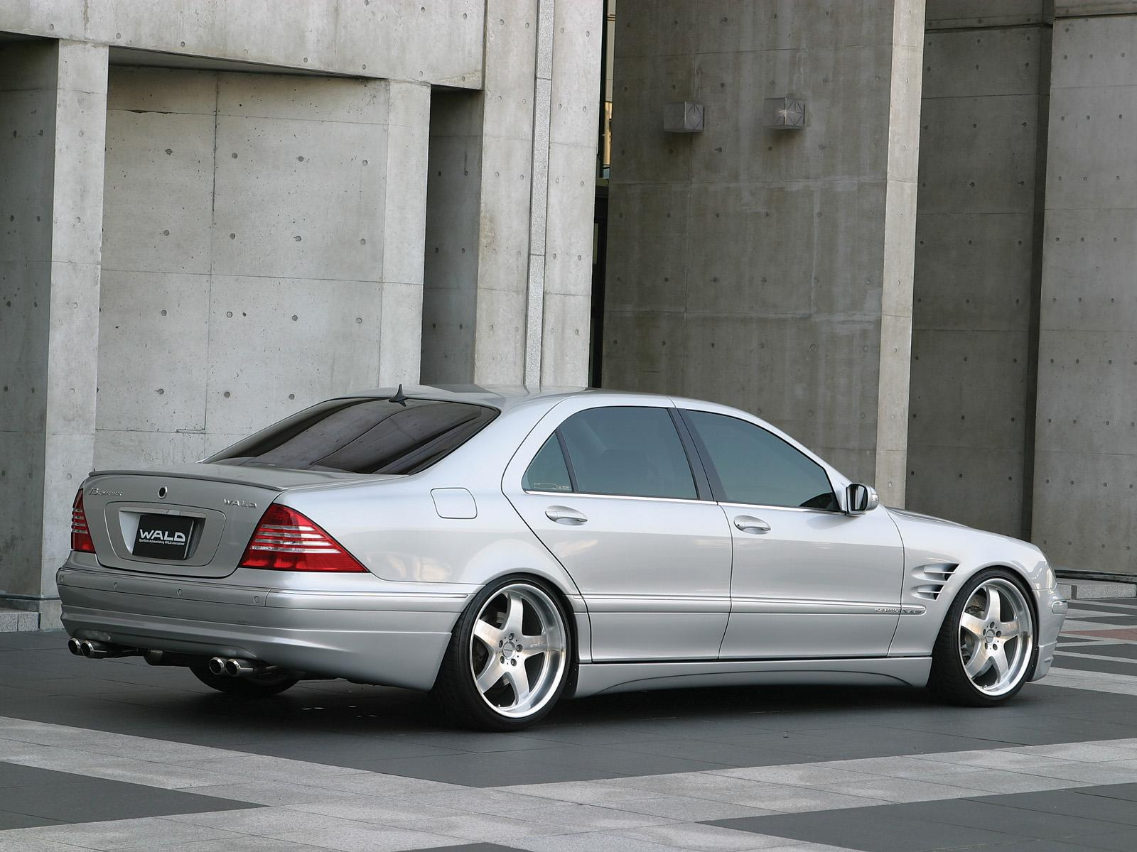 Wald Bercedes Benz S600 photo 26130