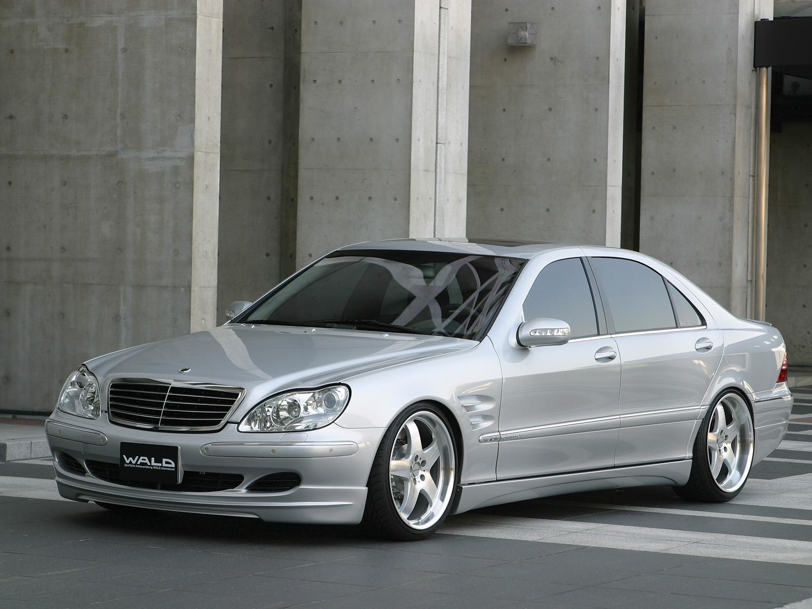 Wald Bercedes Benz S600 photo 26131