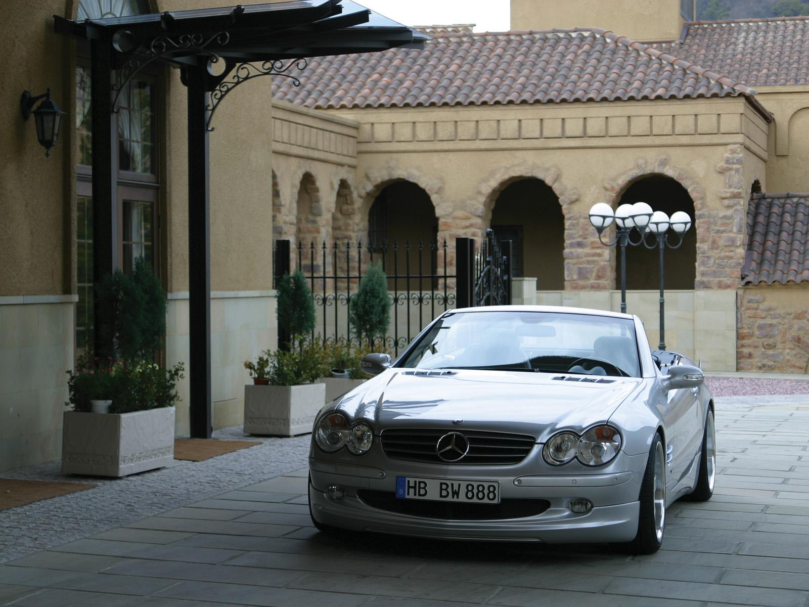 Wald Bercedes Benz SL500 photo 26126