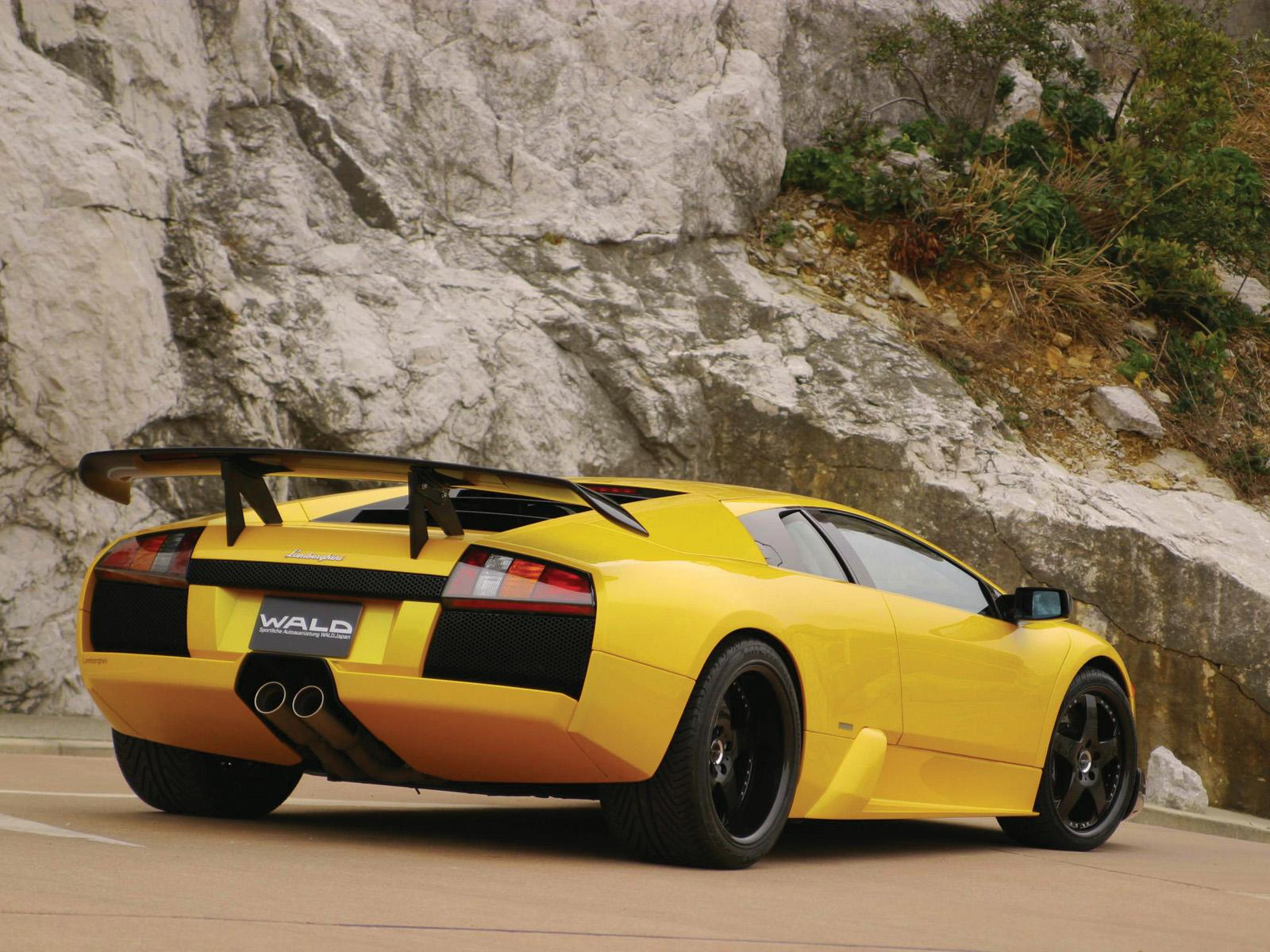 Wald Lamborghini Murcielago S photo 26231