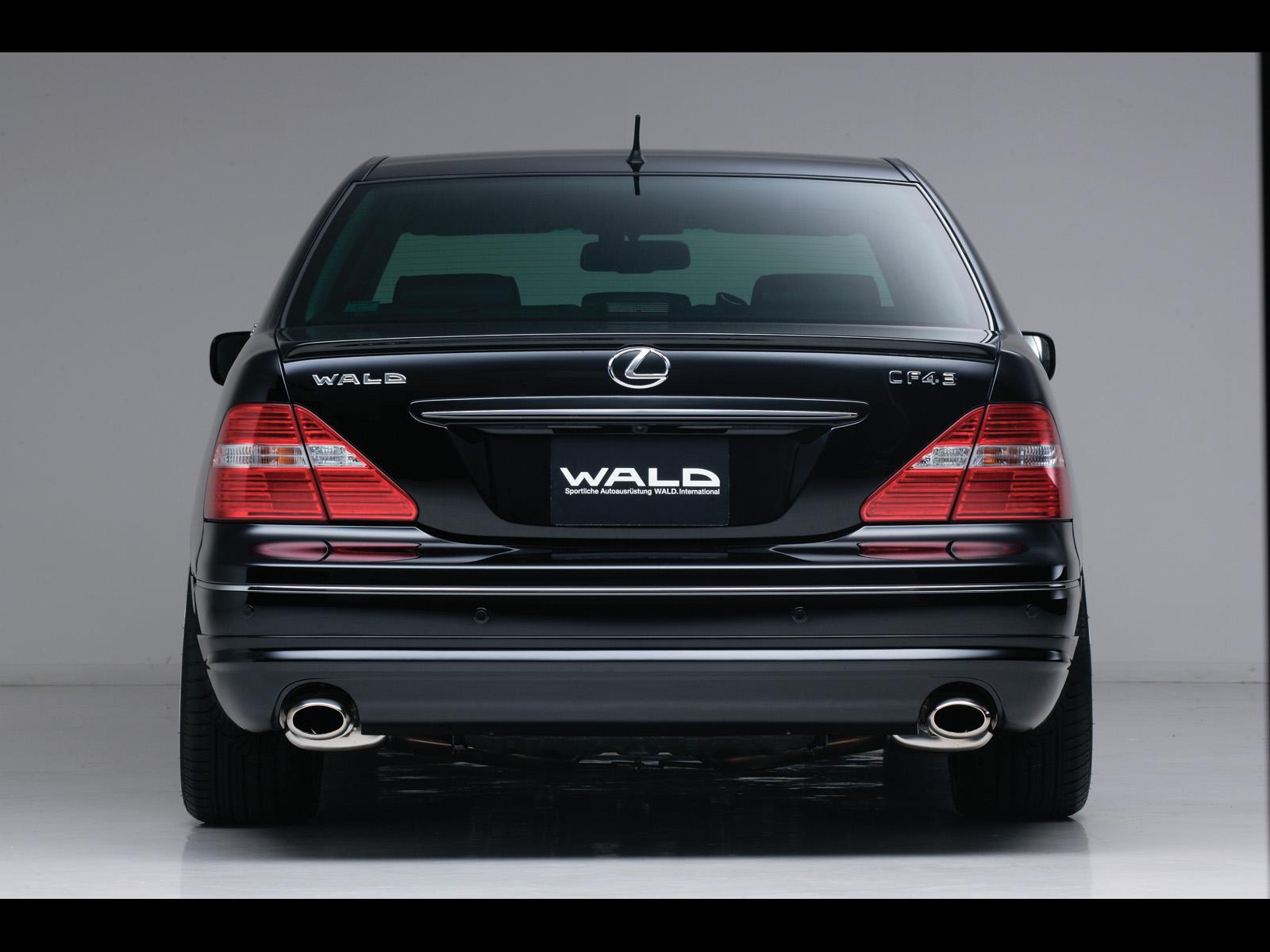Wald Lexus CF43 photo 26241