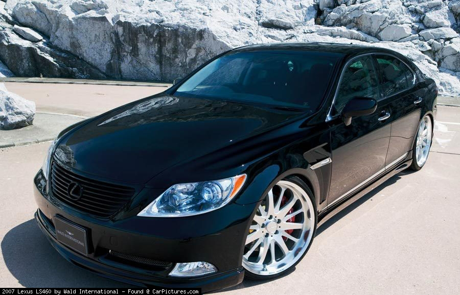 Wald Lexus LS460 photo 44973