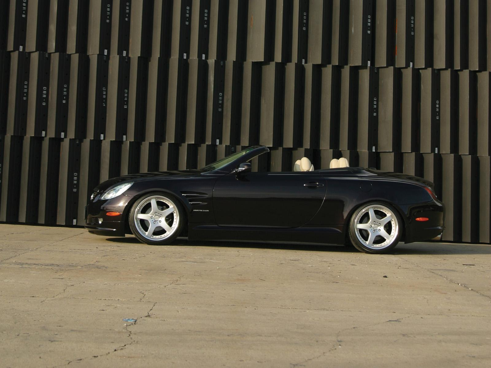 Wald Lexus SC430 photo 26237