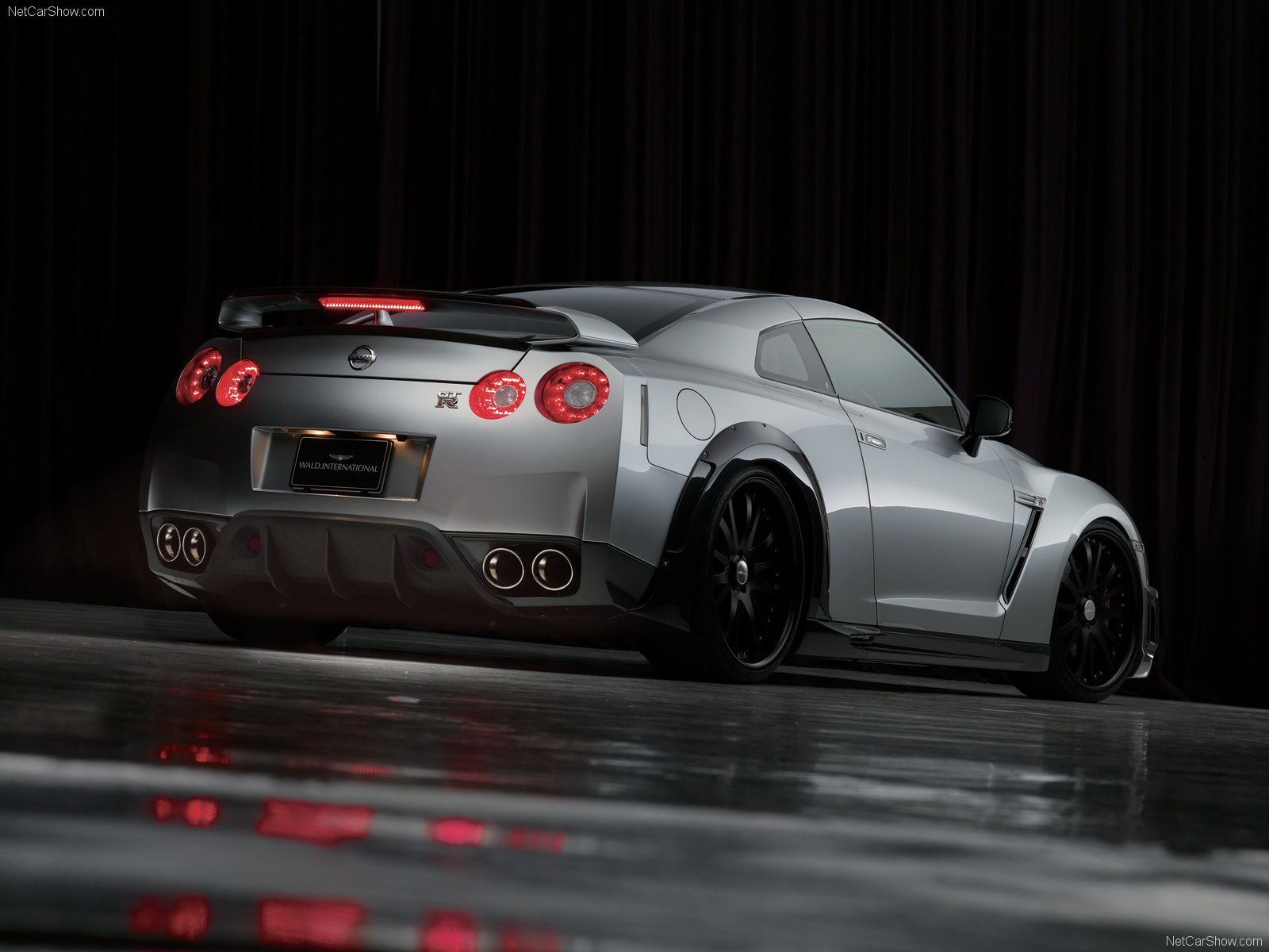 Wald Nissan GT-R photo 65676