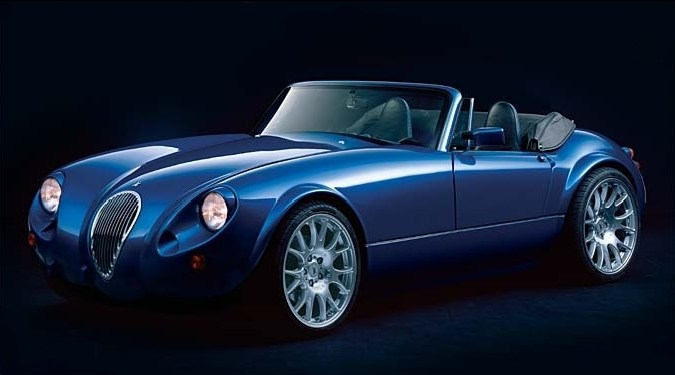 Wiesmann Roadster MF3 photo 14399