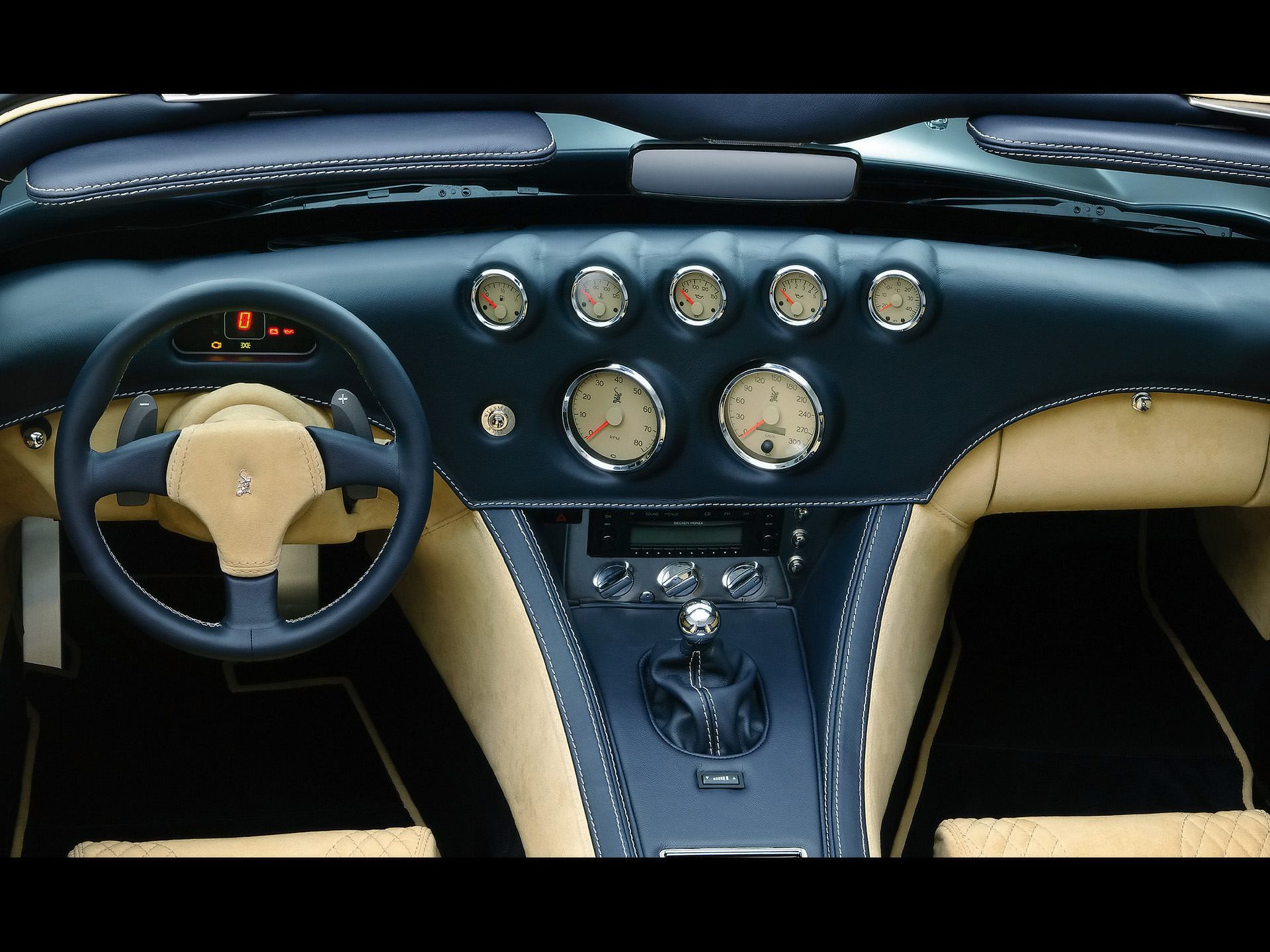 Wiesmann Roadster MF3 photo 35202