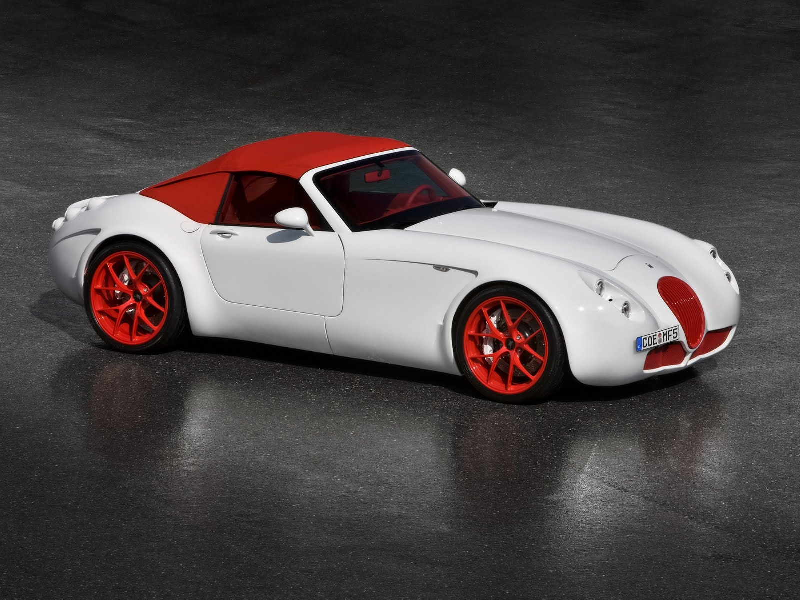 Wiesmann Roadster MF5 photo 105626