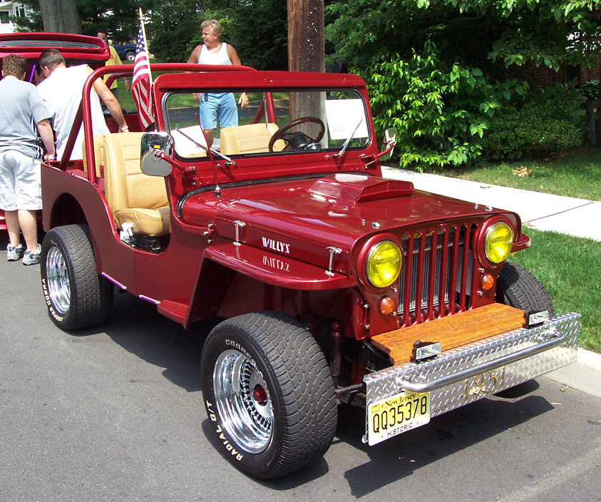 Willys Jeep photo 6093
