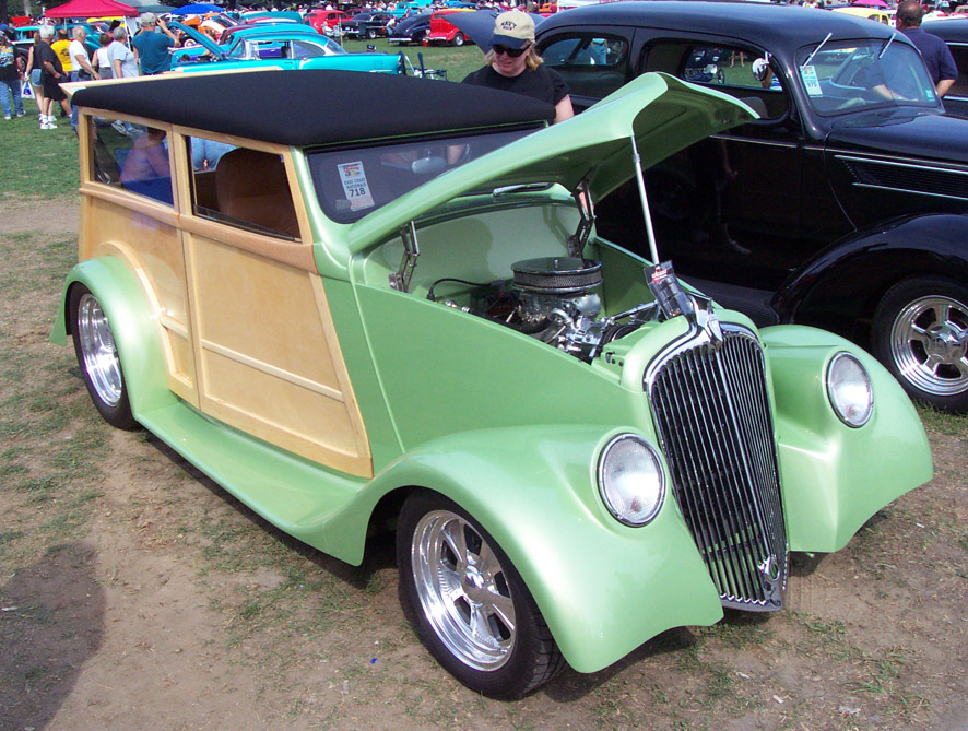 Willys Woody photo 6091