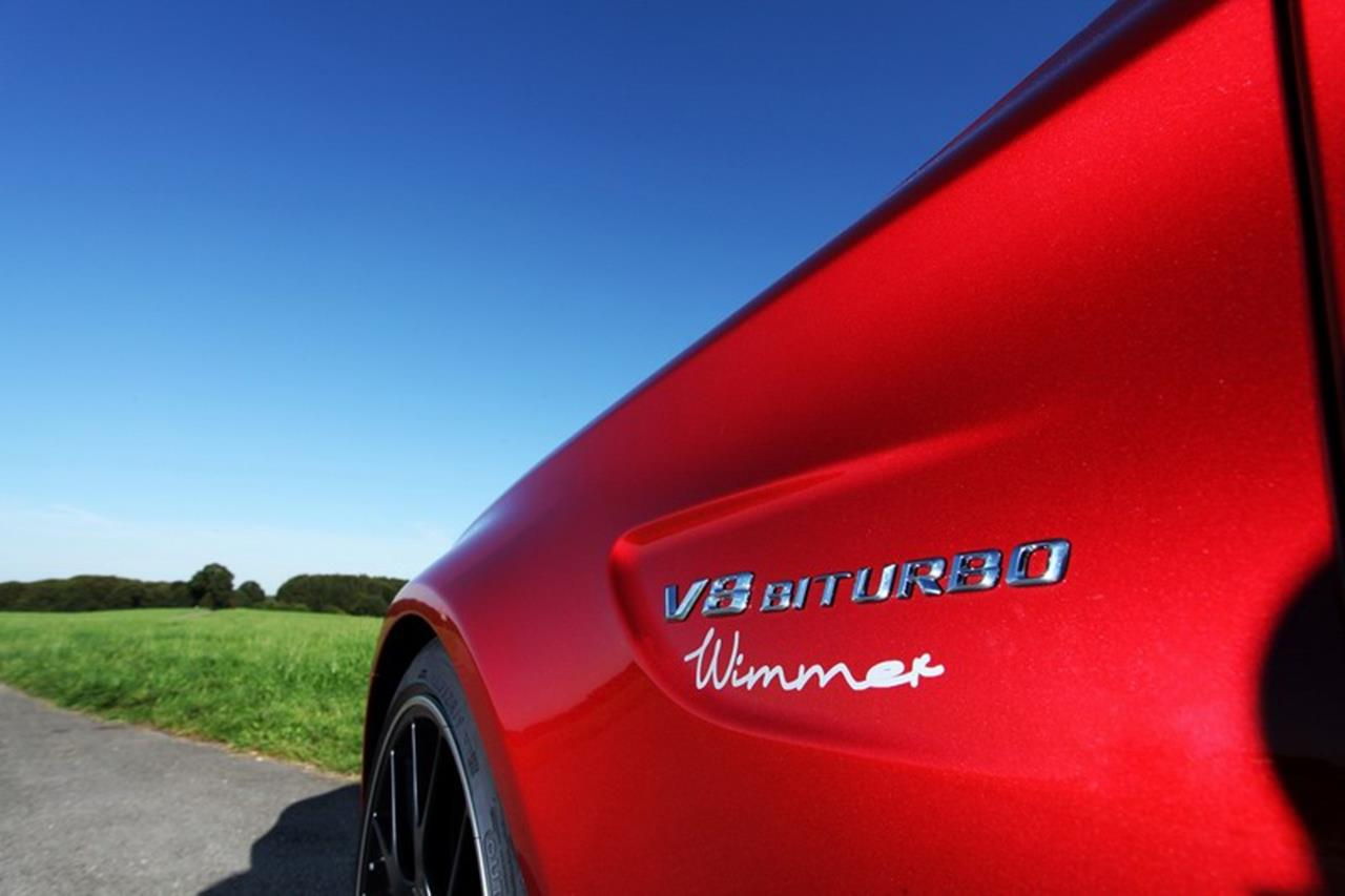 Wimmer RS Mercedes AMG C63 S photo 151725