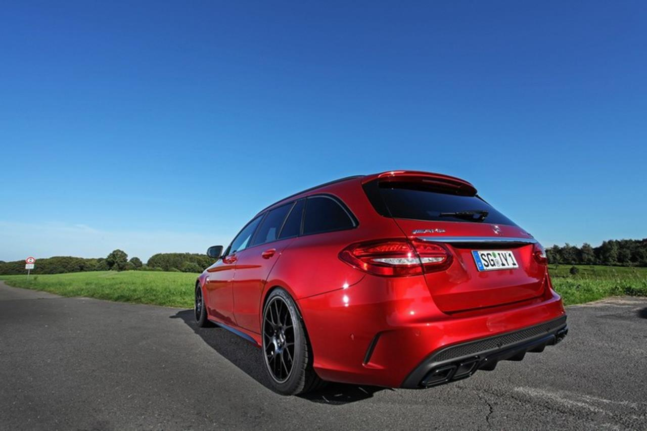 Wimmer RS Mercedes AMG C63 S photo 151730