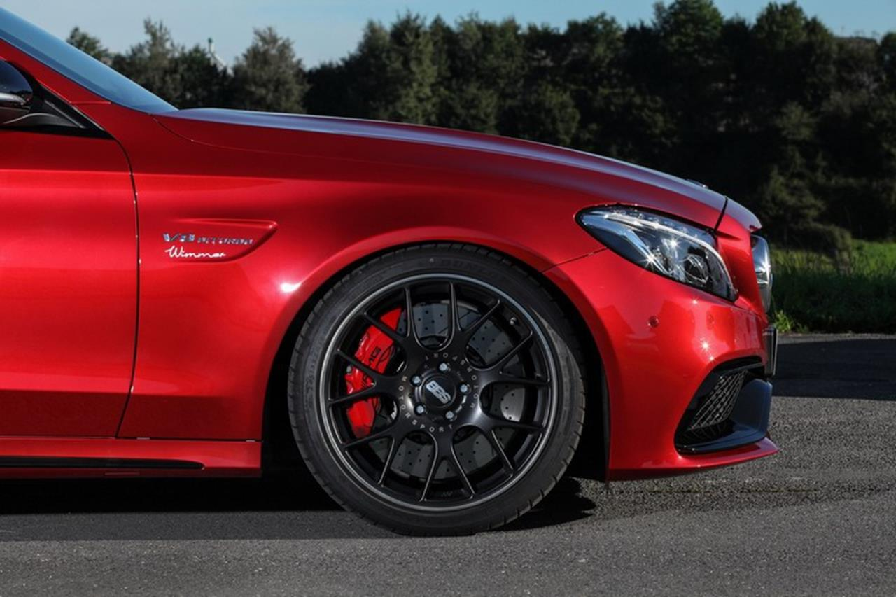Wimmer RS Mercedes AMG C63 S photo 151734