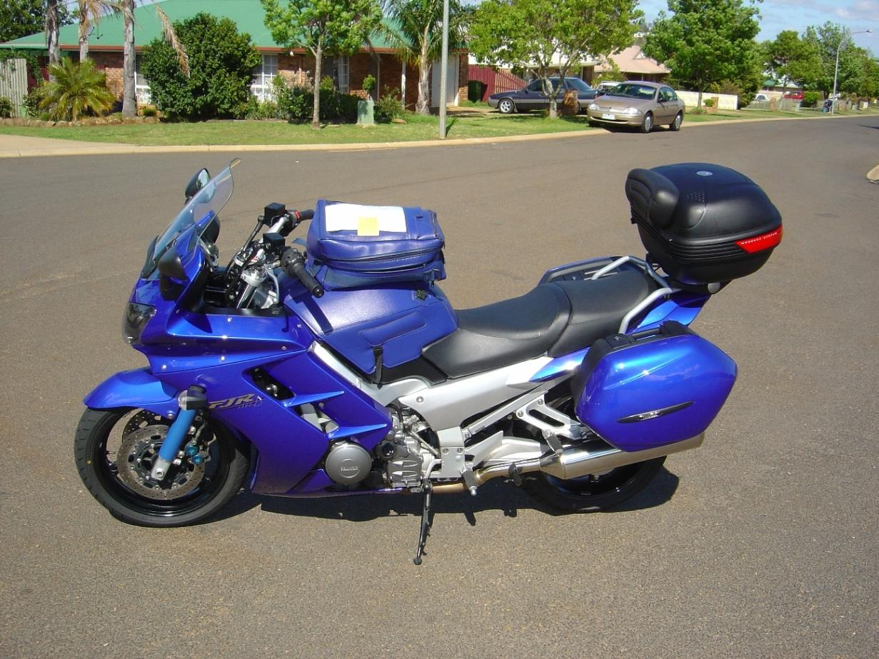 Yamaha FJR1300 photo 20690