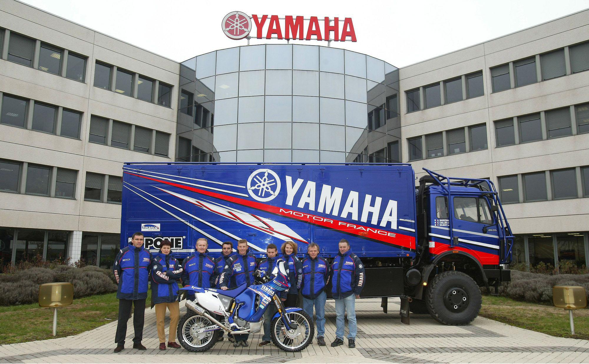 Yamaha WR450F 2-Trac photo 30695