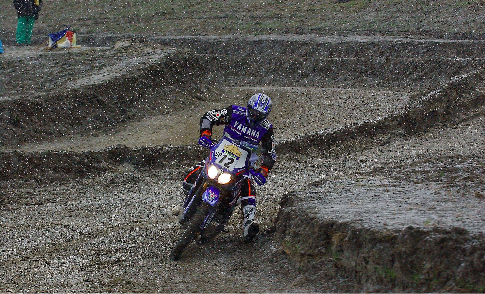 Yamaha WR450F 2-Trac photo 30696