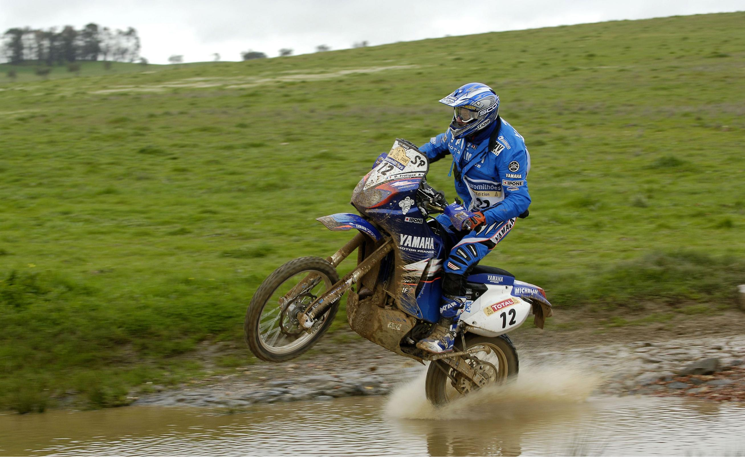 Yamaha WR450F 2-Trac photo 30708
