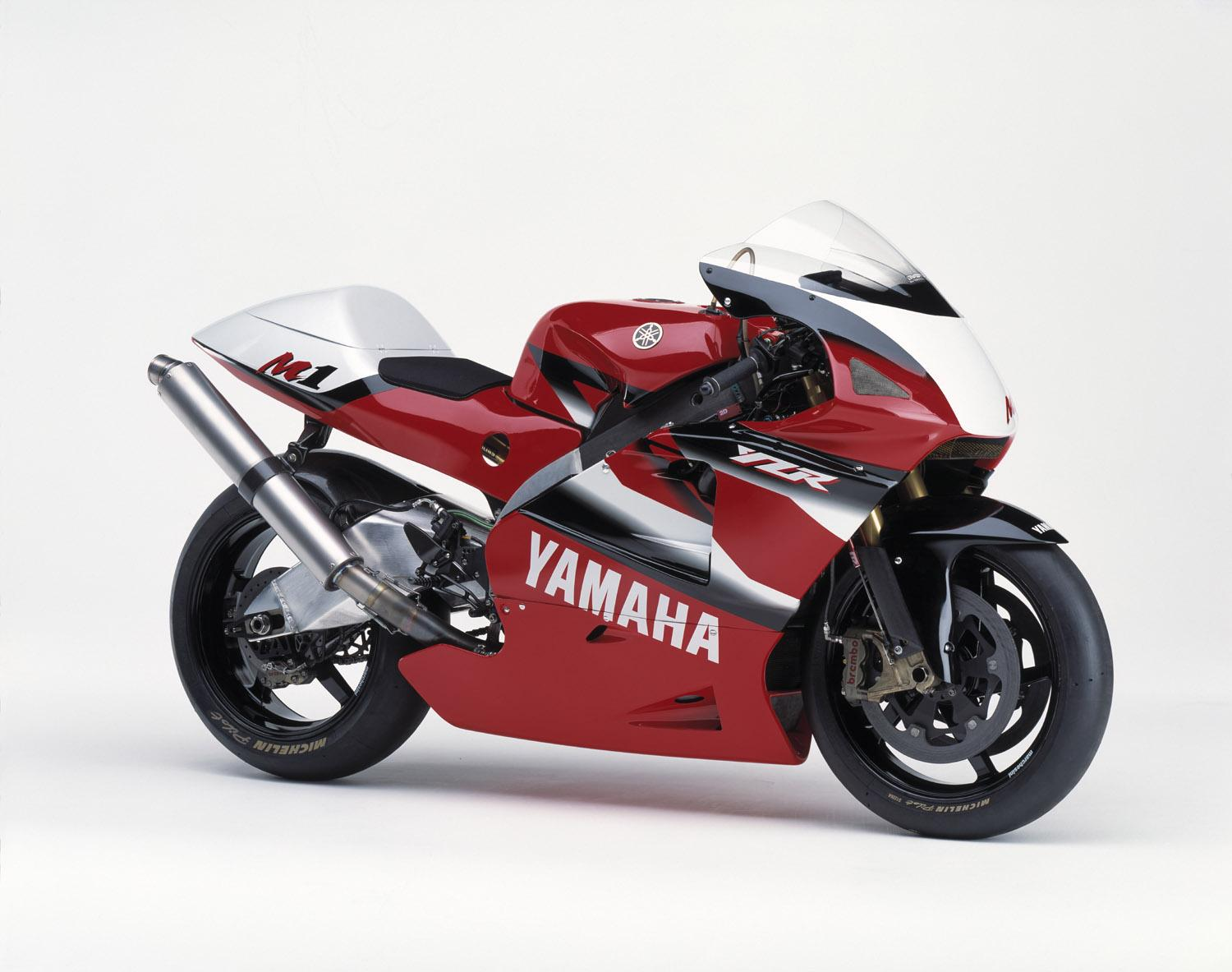 Yamaha YZR-M1 photo 21803