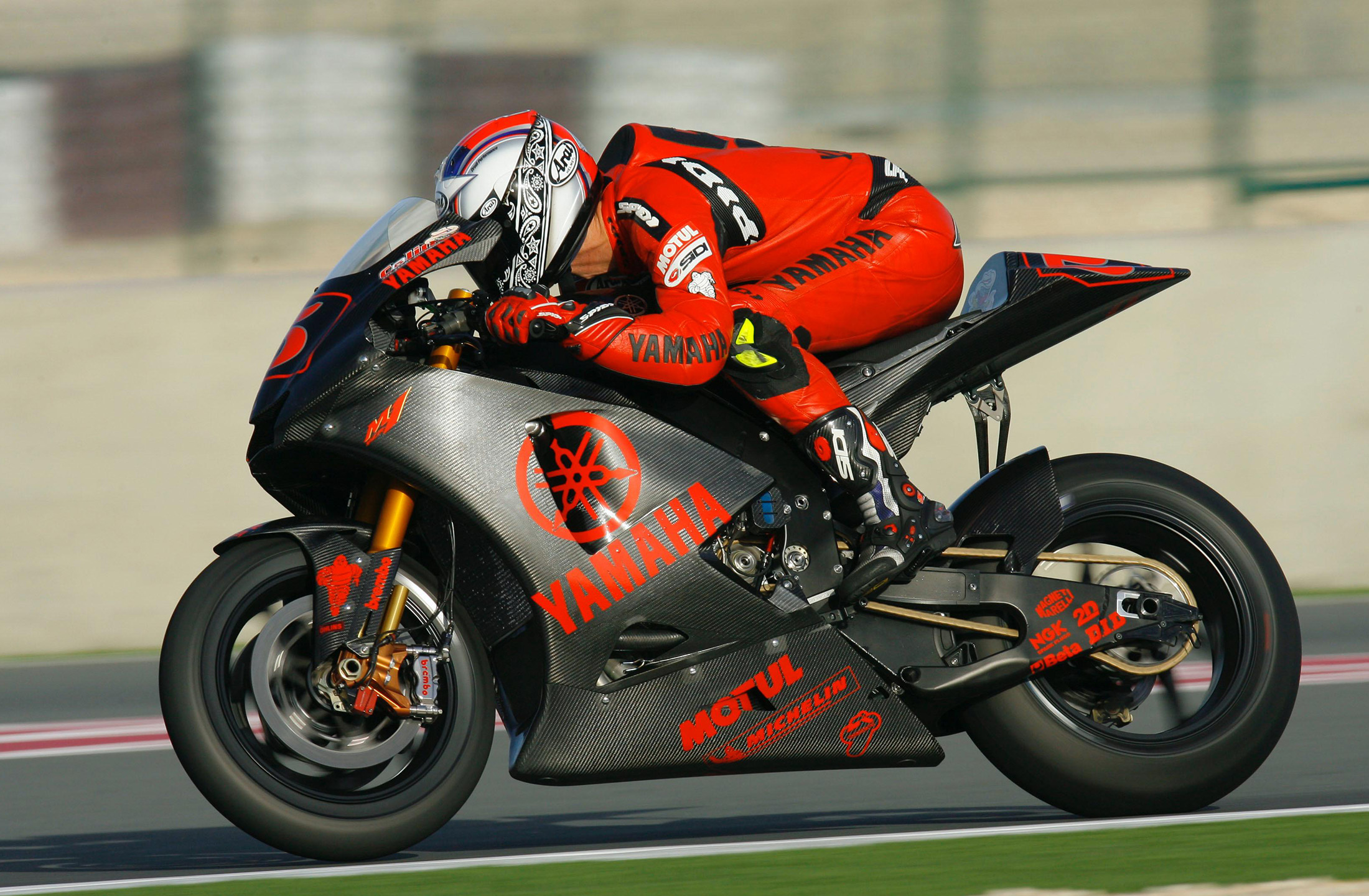 Yamaha YZR-M1 photo 45514