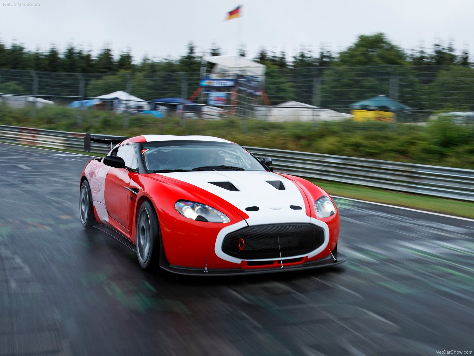 Zagato Aston Martin V12 Racecar photo 81631