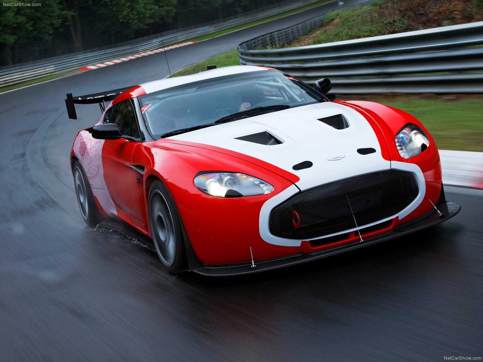 Zagato Aston Martin V12 Racecar photo 81685