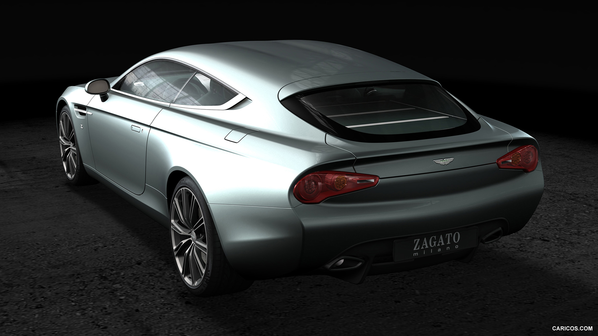 Zagato Aston Martin Virage Shooting Brake photo 129021