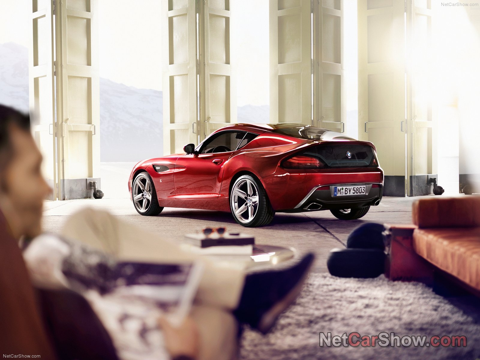 Zagato BMW Coupe photo 92407