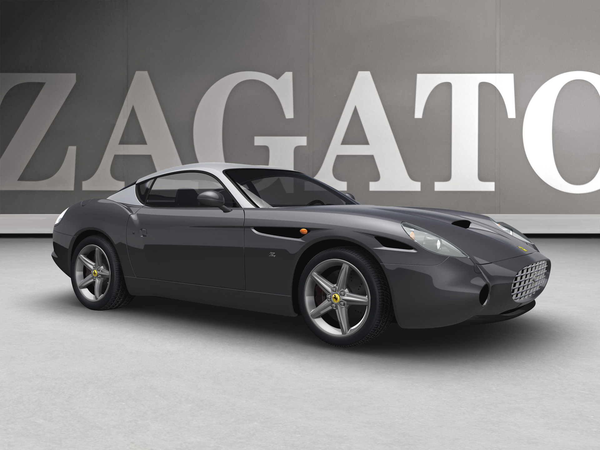 Zagato Ferrari 575 GTZ photo 34426