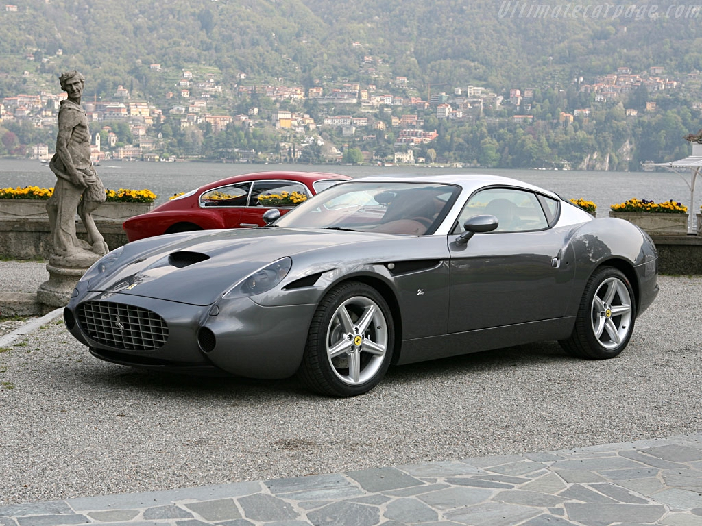 Zagato Ferrari 575 GTZ photo 34632