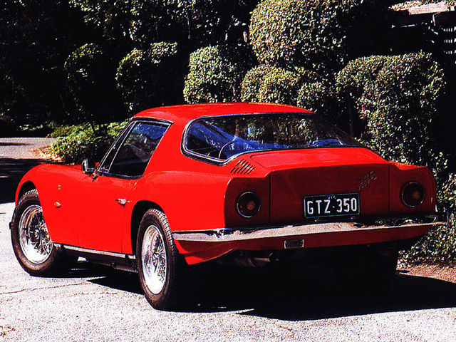 Zagato Lamborghini 3500 GTZ photo 80976