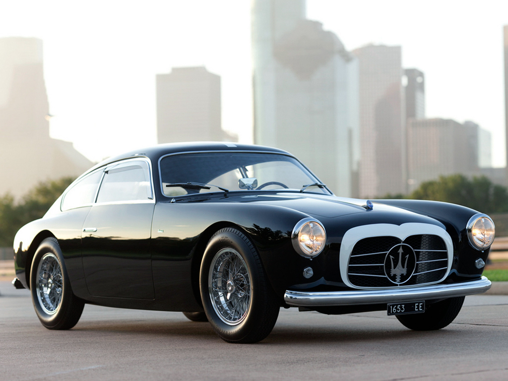 Zagato Maserati A6G 2000 Coupe photo 80872